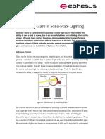 Addressing Glare