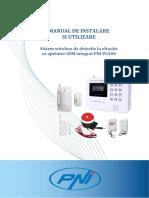 Manual Alarma Efractie Pni Pg200 Rev5