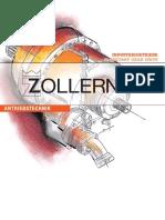 ZOLLERN- Industrial Gear Box