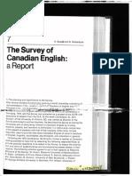 04 Survey Canadian English 1974
