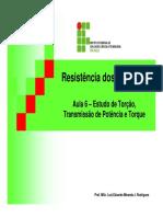 RESMAT - Microsoft PowerPoint - Aula6
