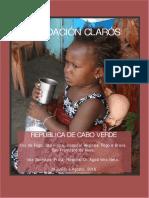 Viaje Humanitario Cabo Verde 2016 Agosto.