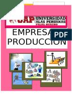 Monografia Empresa y Produccion