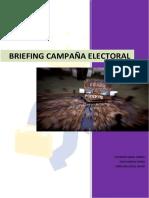 Briefing Campaña Electoral