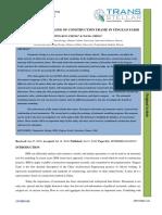 7. IJCSEIERD-A Parametric Modeling of Construction Frame in Yingzao Fashi