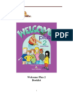 Welcome Plus 2-First Term