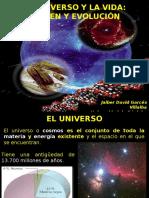 Universo y Vida