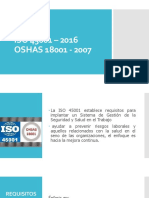 ISO 45001 – 2016