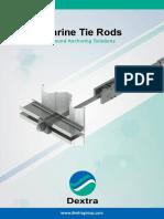 Dextra Marine Tie Rods