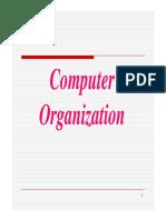 Ch5 - Computer Organization