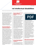 Dementia and Intellectual Disabilities