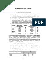 Sistemas de Unidades Mecanica Analítica