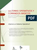 Sistemas Operativos y Comandos Basicos