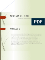 NORMA G 0.30