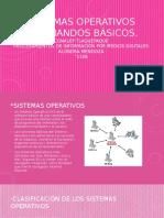 Sistemas operativos & comandos basicos