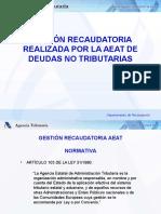 CURSO GESTION RECAUDATORIA DEUDAS NO TRIBUTARIAS 2015.pptx