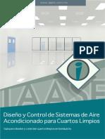 IAASE_Ebook1_DISEÑOY-CONTROL-DE-AIRE-ACONDICIONADO-EN-CUARTOS-LIMPIOS_portadaNUEVA