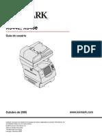 Manual Lexmark