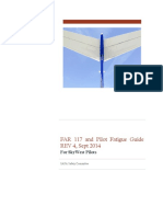 FAR 117 and Pilot Fatigue Guide REV 4 Oct 2014