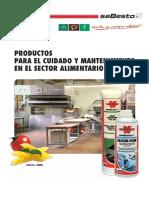 Productos Sector Alimentario