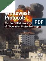 Whitewash Protocol