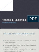 Yesos de Uso Dental PDF