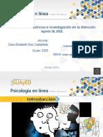 Fundamentos Teóricos e Investigación en la Atención