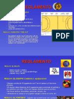 Reglamento Balonmano Resumen 2006