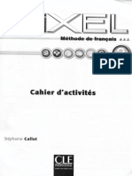 PiXEL 2 Cahier