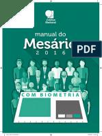 Manual Do Mesario Com Biometria