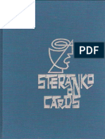 Steranko on Cards