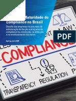 Pesquisa - Maturidade Do Compliance No Brasil