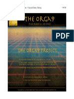 The Orga 9 Project
