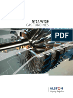 Gt24 and Gt26 Gas TurbinesGB