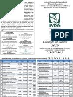 Catálogo 2016 Capacitación