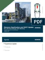 Siemens IGCC Plant