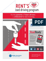 The Parent's Supervised Driving Program