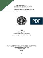 Seminar Akuntansi Keuangan Dan Akuntansi Manajemen