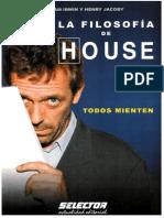 LA FILOSFIA DEL DR HOUSE