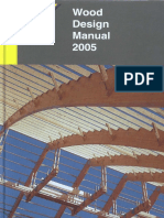 Wood Design Manual 2005 Life Cycle Assessment Plywood