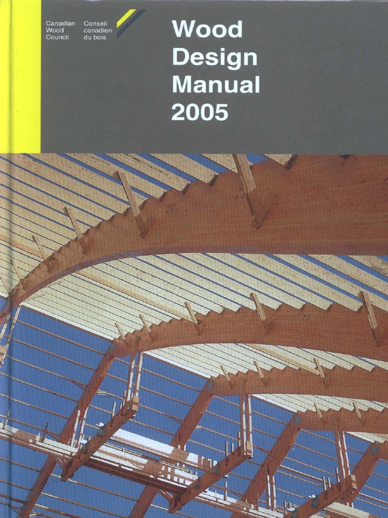 wood design manual 2005 life cycle assessment plywood rh scribd com canadian wood design manual 2015 canadian wood council wood design manual 2015