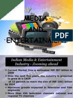 Indian Media & Entertainment