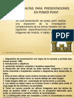Pautas Para Power Point(1)