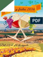Feria Casas Ibañez 2016