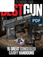 Concealed Carry Magazine Your Best