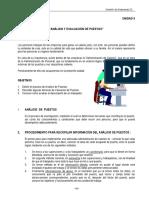 9-ANÁLISIS Y EVALUACIÓN DE PUESTOS.pdf