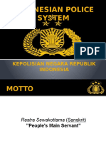 Indonesian Police System_report