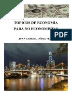 Tópicos de Economía