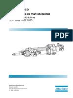 Maintenance Instructions COP 1019,1022,1025