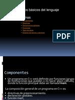 1.Componentes y Tipos de Datos